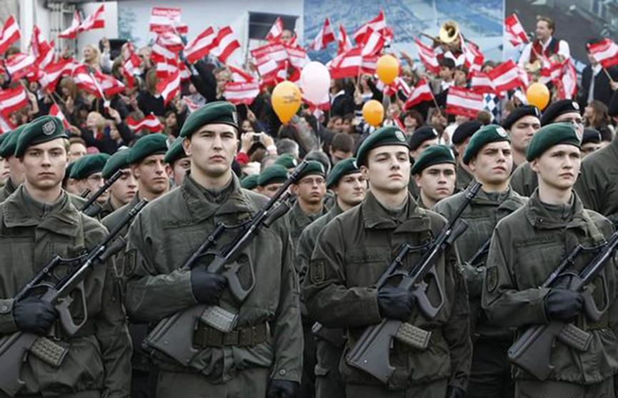 Австрия намерена привлечь военных  к борьбе с нелегальными мигрантами