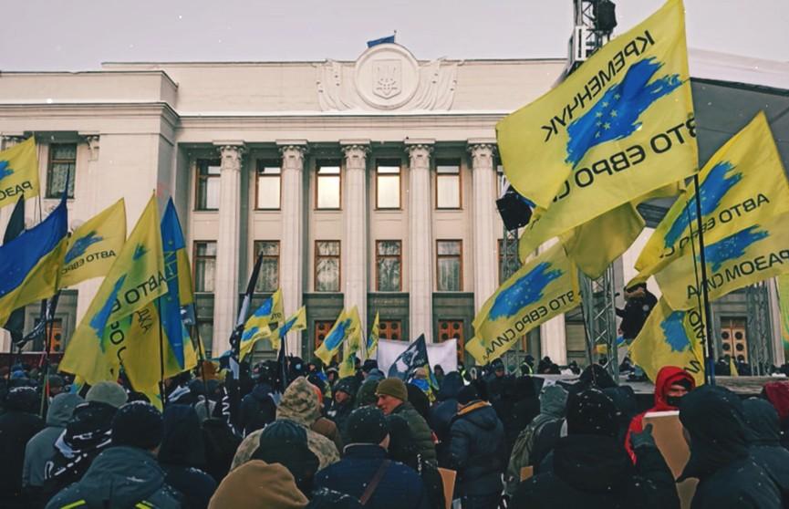 Почему Украина до сих пор не может вступить в ЕС?