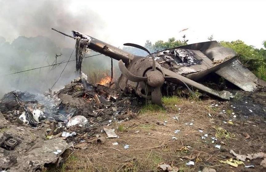 В Южном Судане разбился самолет