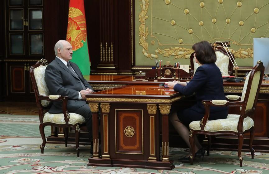 Наталья Кочанова: «Если руководитель дал обещание, оно должно быть выполнено. Людей обманывать нельзя»