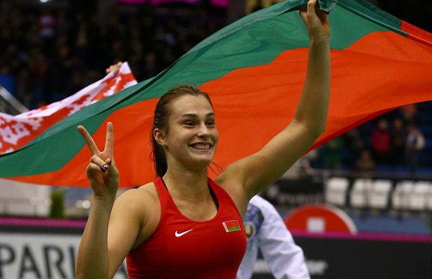 Арина Соболенко пробилась в 1/16 финала теннисного турнира в Цинциннати