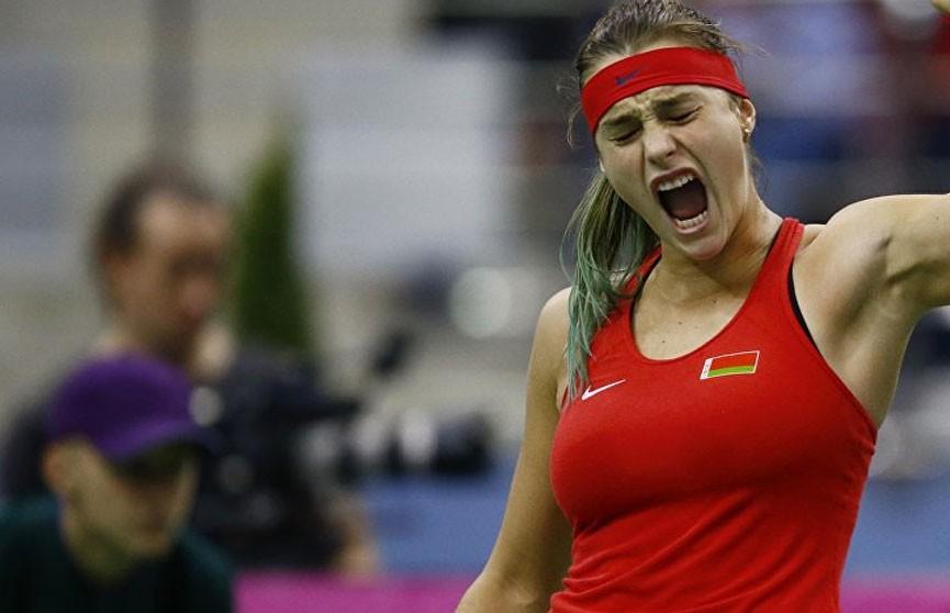 Арина Соболенко проиграла в 1/8 финала теннисного турнира в Монреале