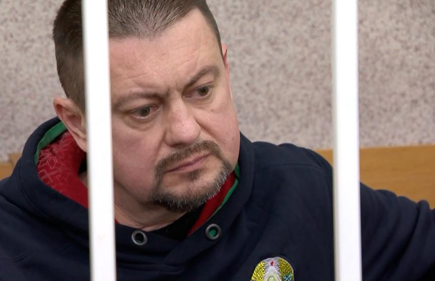Начался суд над экс-замминистра здравоохранения Игорем Лосицким