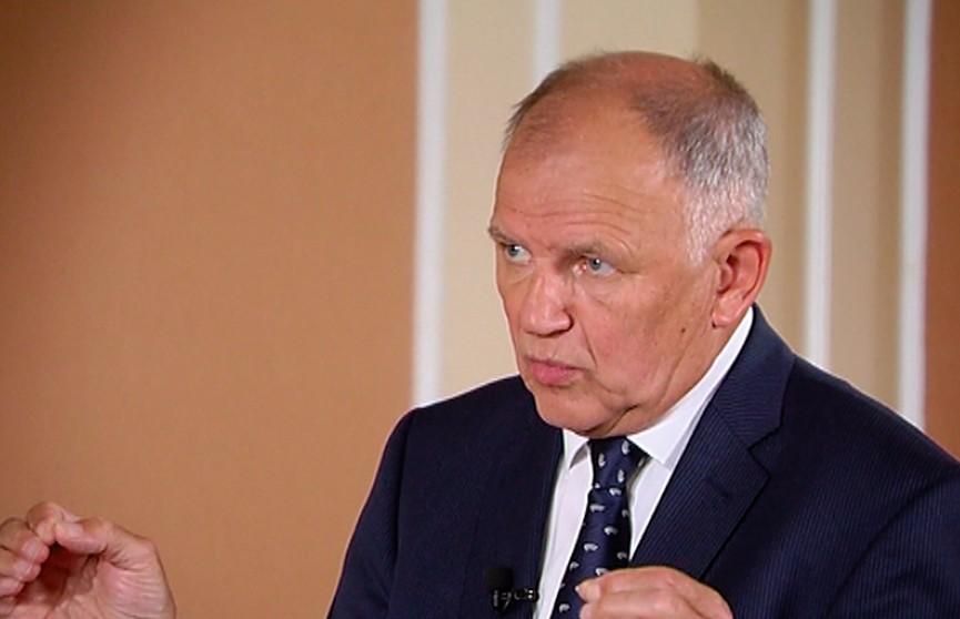 Витянис Андрюкайтис: Мы готовы обсуждать и предлагать совместную постоянную работу на уровне министров, ведь это очень важно