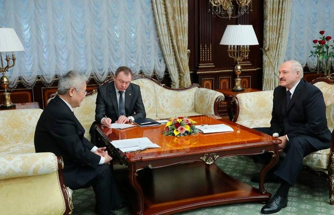 «Это в наших силах. И мы это сделаем»: Лукашенко рассчитывает нарастить сотрудничество с Китаем