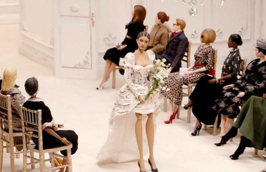 Показ мод в Милане из-за коронавируса прошел в необычном формате