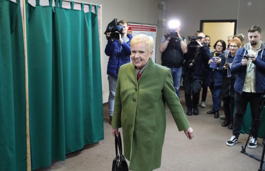 Лидия Ермошина: обстановка на избирательных участках спокойная