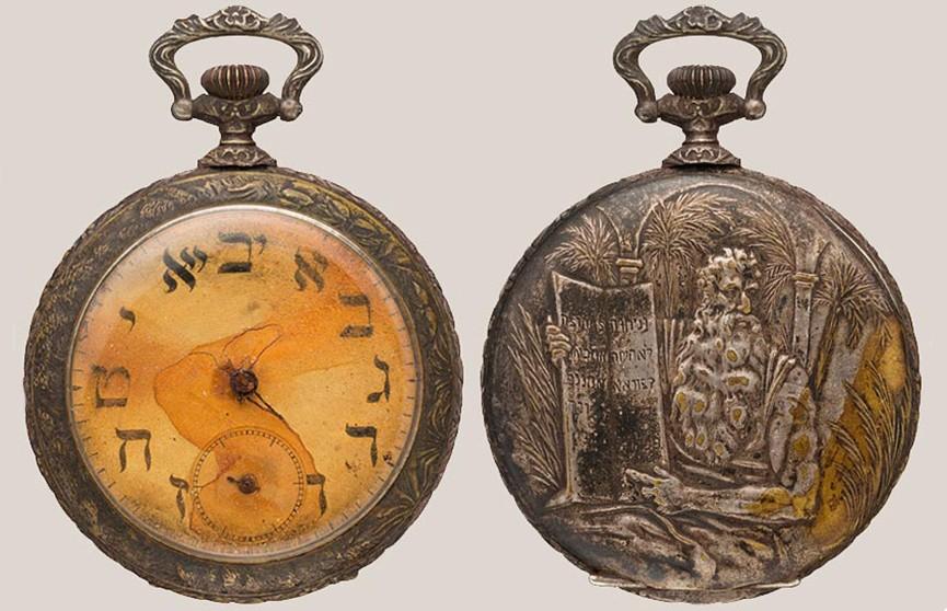Часы погибшего на «Титанике» белоруса выставили на аукционе в США