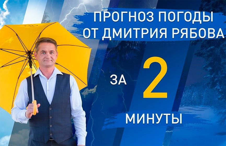 Погода в областных центрах на неделю с 10 по 16 февраля. Подробный прогноз от Дмитрия Рябова за 2 минуты