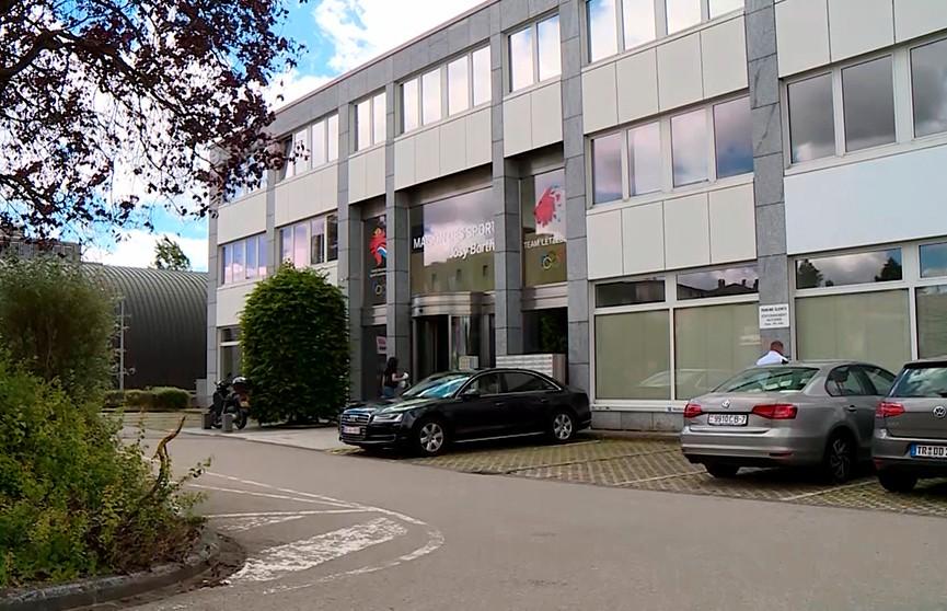 II Европейские игры: в Люксембурге прошла встреча с белорусской делегацией