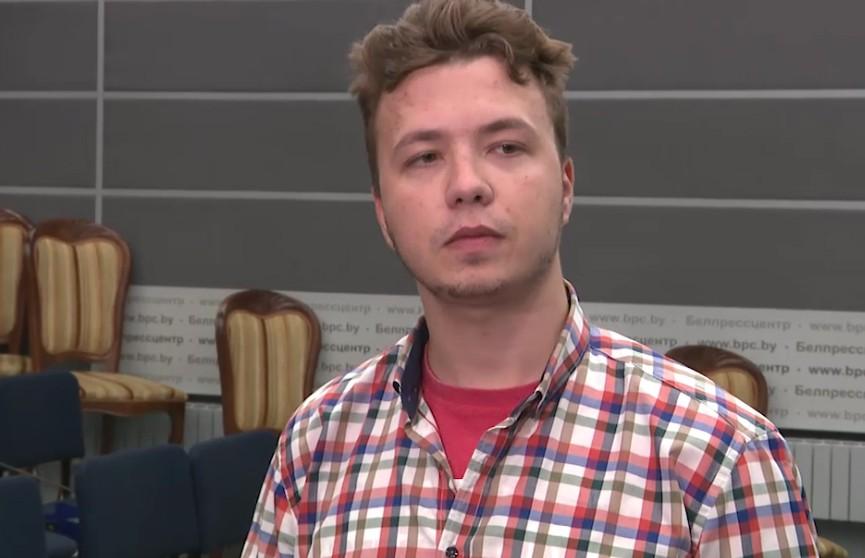 Протасевич ответил на вопрос о  Джули Фишер