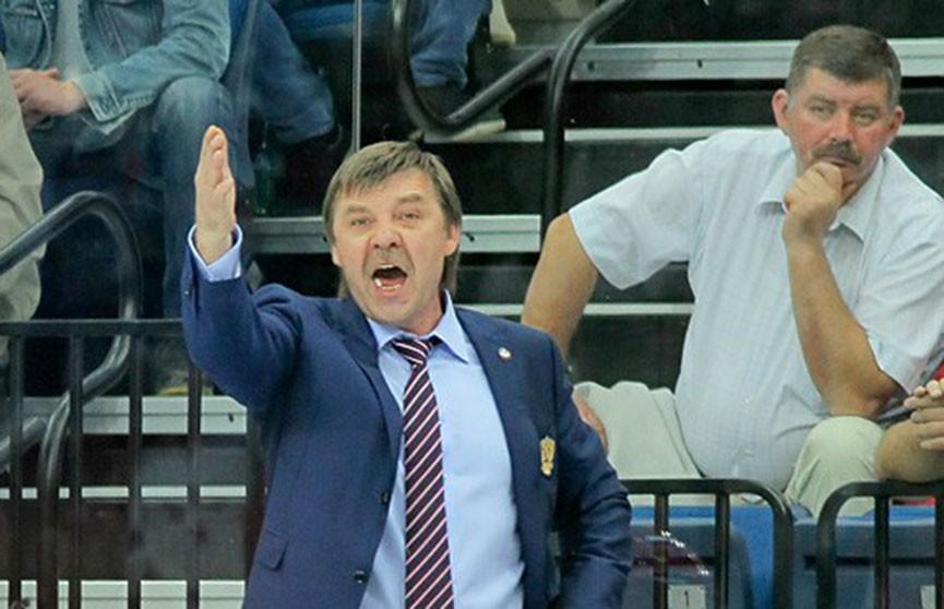 Игроки Континентальной хоккейной лиги назвали любимого тренера