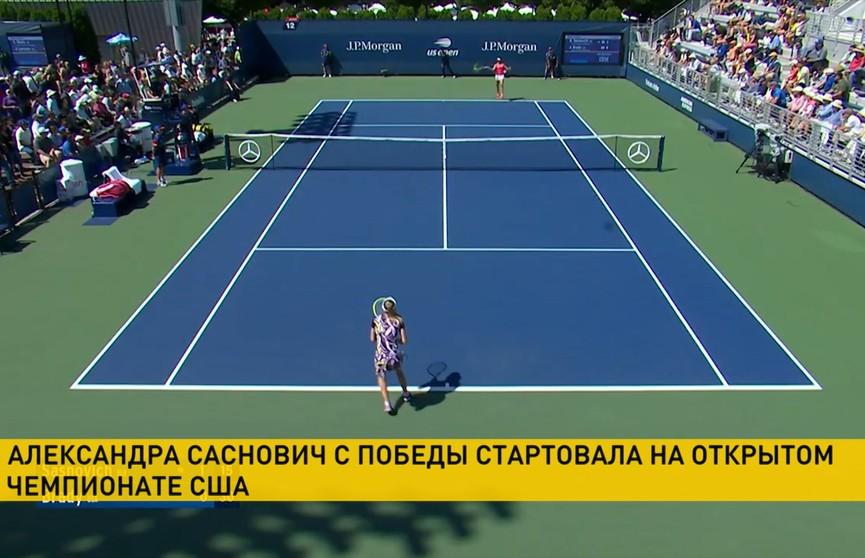 Арина Соболенко и Виктория Азаренко сыграют друг против друга на теннисном US Open