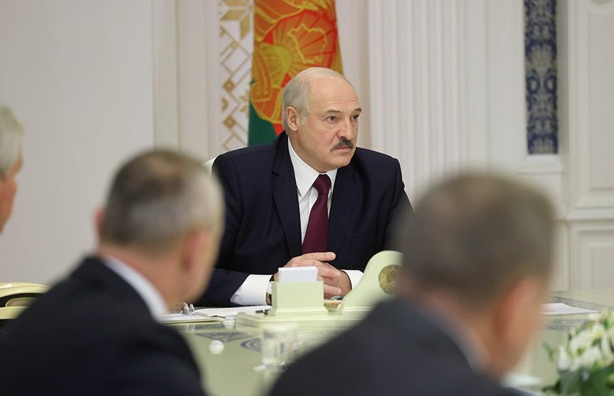 Лукашенко: Беларусь стала объектом неприкрытой агрессии, пока не горячей войны