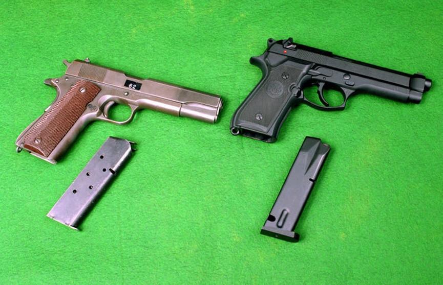 Смертность от огнестрельного оружия в США самая высокая за последние 50 лет