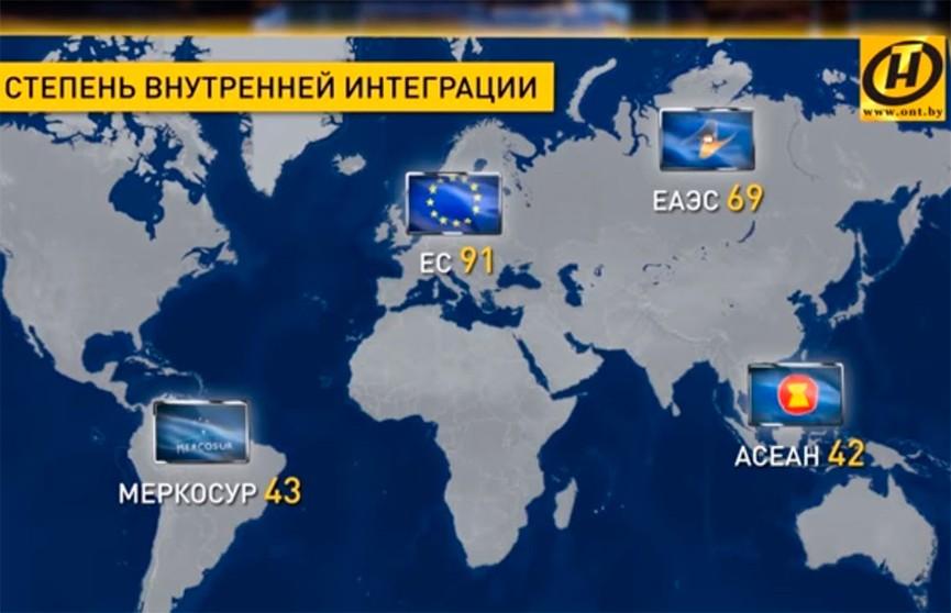 ЕС и ЕАЭС: особенности экономических отношений двух самых больших интеграционных объединений на Евразийском континенте
