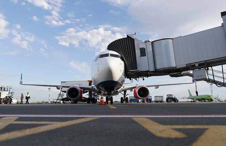 Авиасообщение между Беларусью и Россией возобновлено