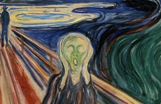 Стало известно, почему тускнеет знаменитый «Крик» Эдварда Мунка