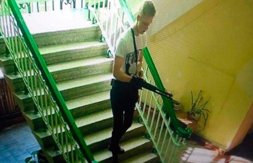 Владислав Росляков купил ружьё за несколько дней до расправы в колледже