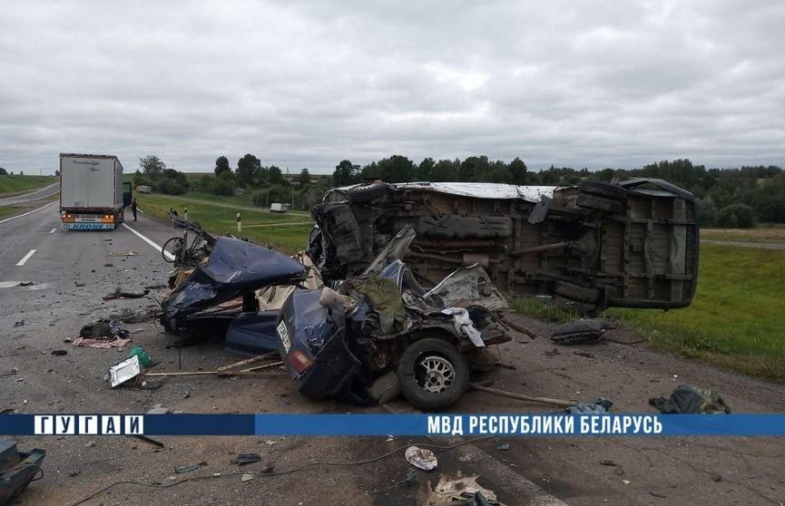 ДТП в Оршанском районе:  Honda выехала на встречку – погибли два человека
