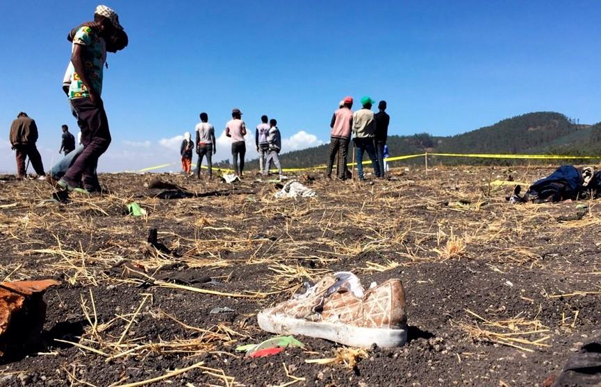 Семья погибшего в авиакатастрофе в Эфиопии подала в суд на Boeing