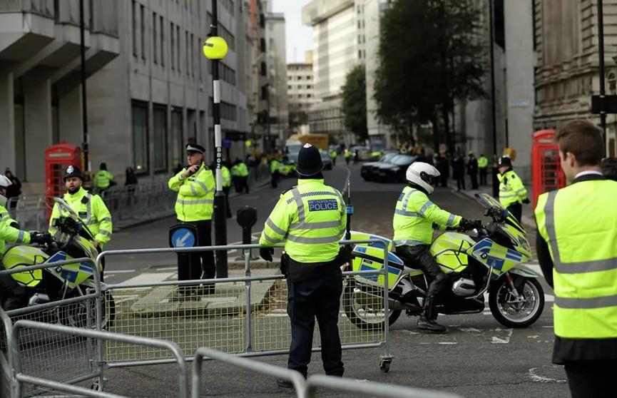 Теракт произошел на юге Лондона