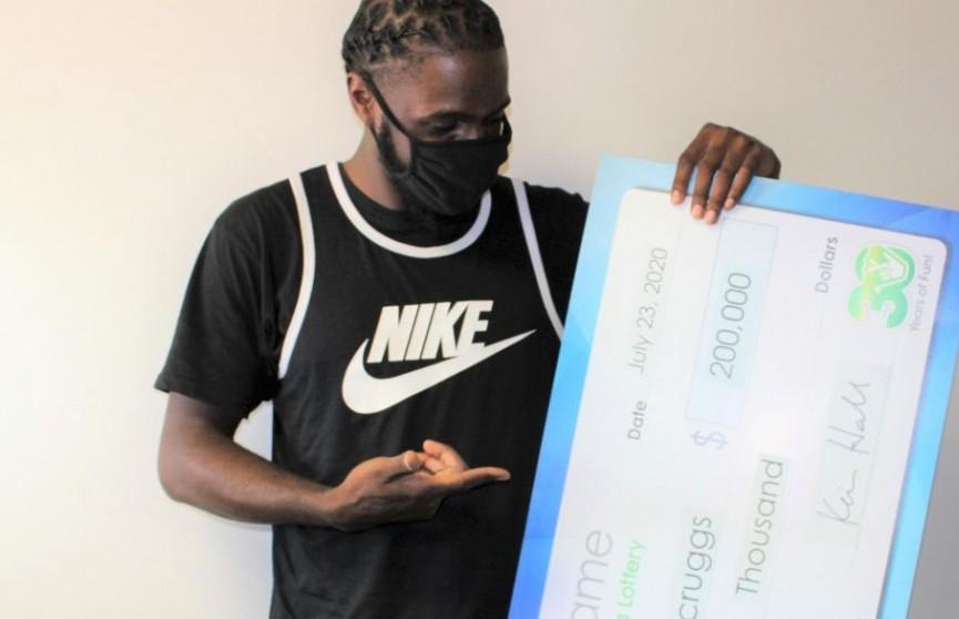 Сын сходил с матерью за продуктами и обогатился на 200 тысяч долларов