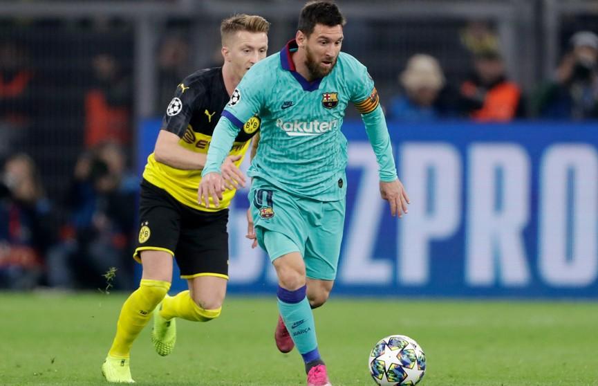 21 гол увидели фанаты в первых матчах Лиги чемпионов 2019/2020