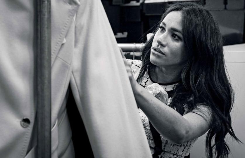 Меган Маркл создаёт свой бренд одежды