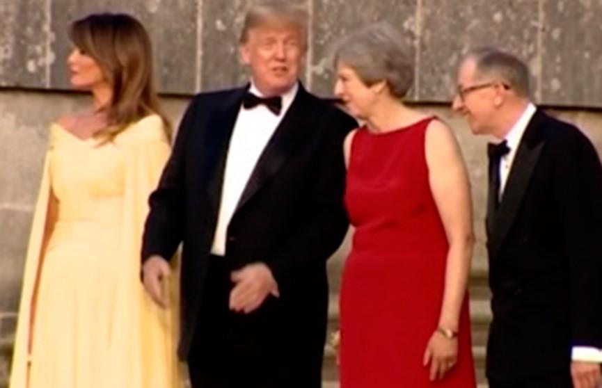 Американский президент припугнул Лондон концом торговых отношений с Вашингтоном