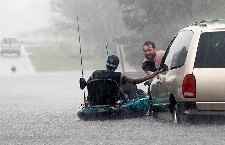 Ураган «Флоренс» продолжает бушевать в США