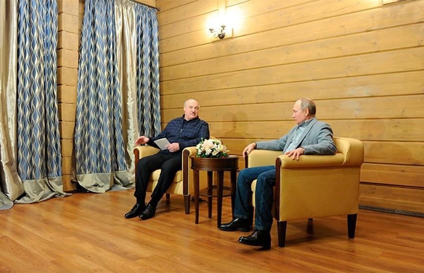 Лукашенко: Полный ввод в строй Белорусской АЭС позволит сэкономить примерно 5 млрд куб. м природного газа