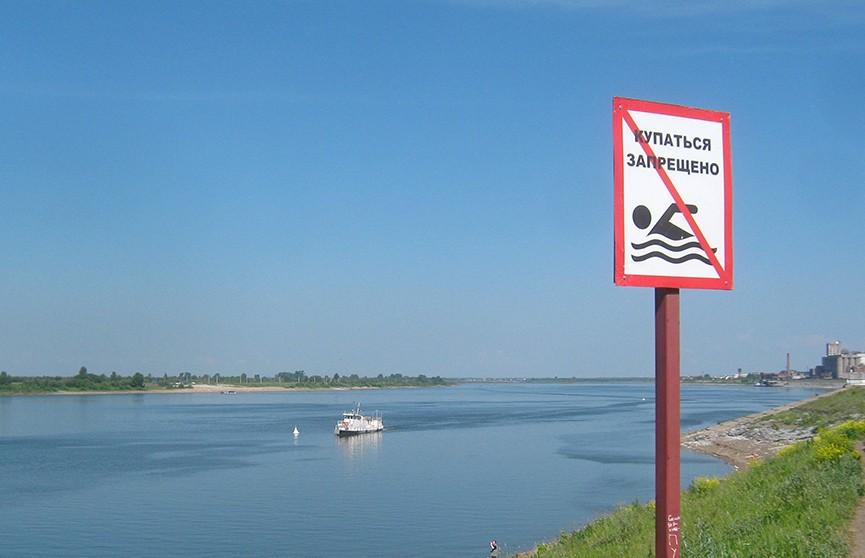 В Беларуси ограничено купание в 40 зонах отдыха