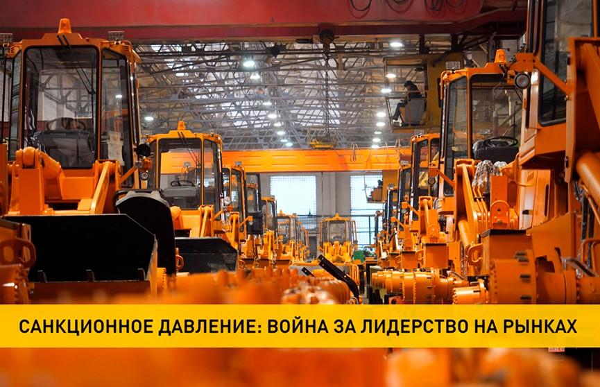 Минпром: санкции против предприятий – не что иное, как война за лидерство на рынках