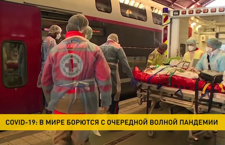 Коронавирус в Беларуси и в мире: активно идет вакцинация, но число случаев заражения растёт