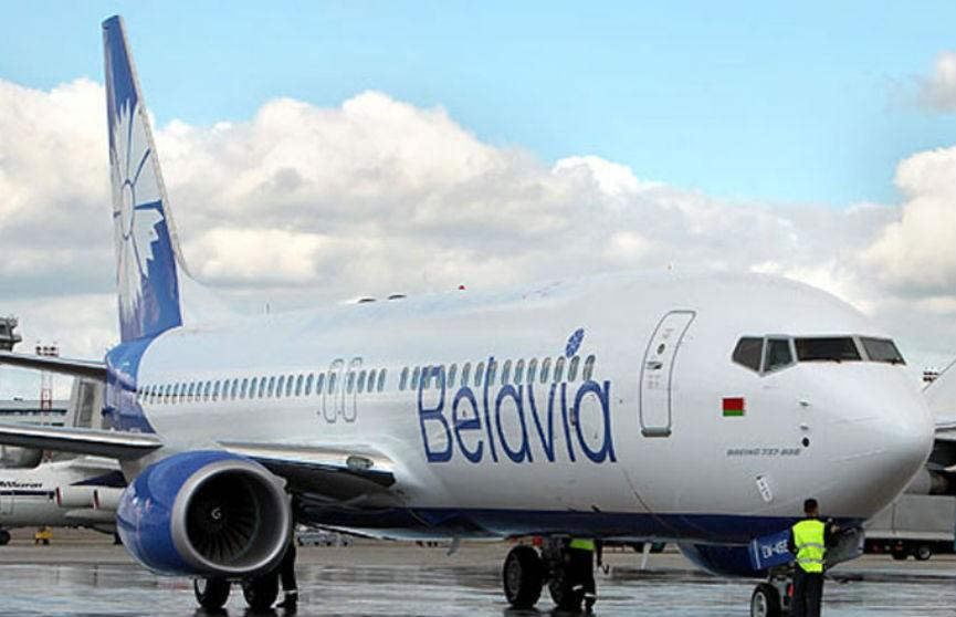 «Белавиа» приостанавливает рейсы во все аэропорты России, кроме одного