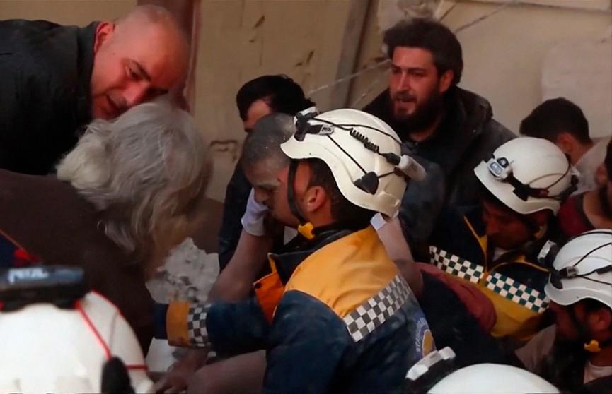 Взрыв в сирийском городе Джиср-эш-Шугур унёс жизни 17 человек