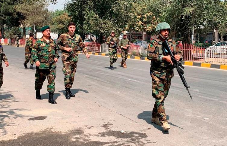 Второй за неделю взрыв в Кабуле: 10 погибших, более 40 раненых