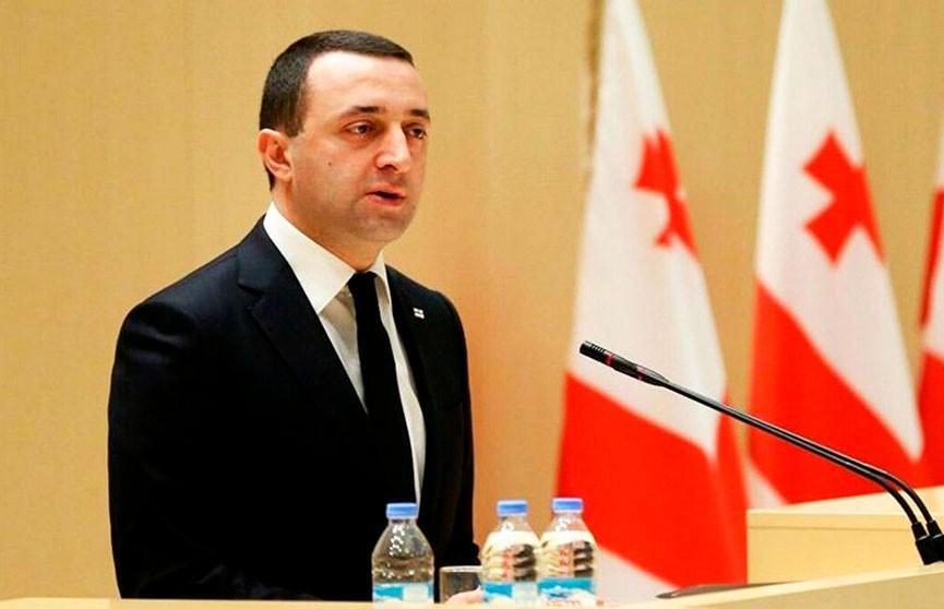 Грузинский премьер заразился коронавирусом