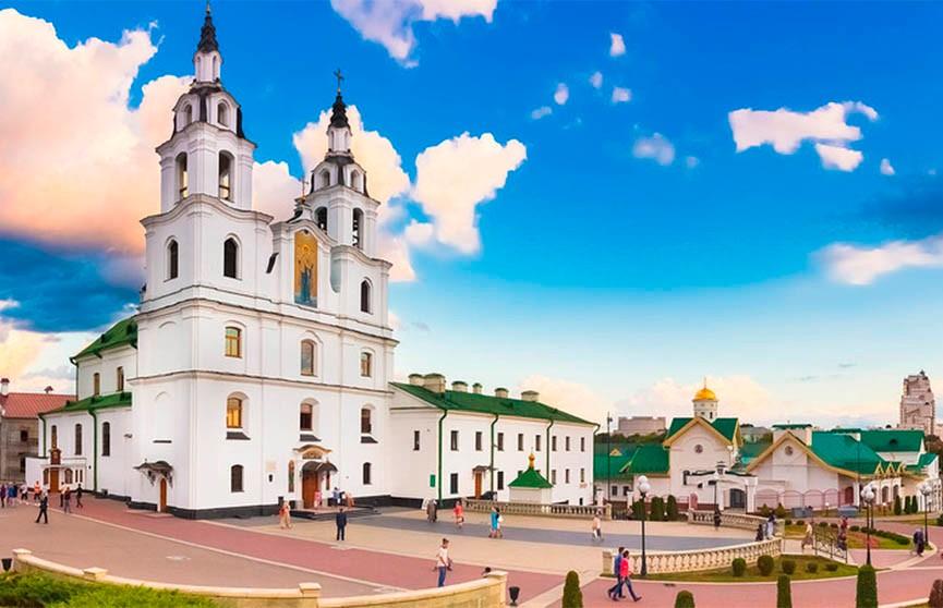 Бесплатные экскурсии проведут в Минске