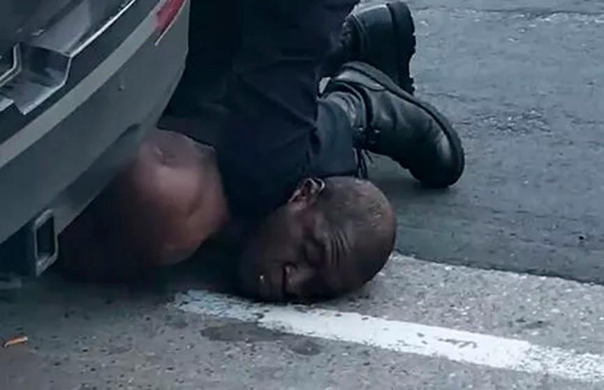 Смерть задержанного полицией США Флойда признана убийством