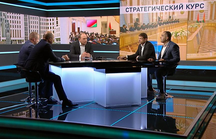 Новое белорусское правительство: какие задачи перед ним стоят?