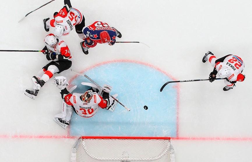 «Авангард» обыграл  ЦСКА в первом матче сезона КХЛ