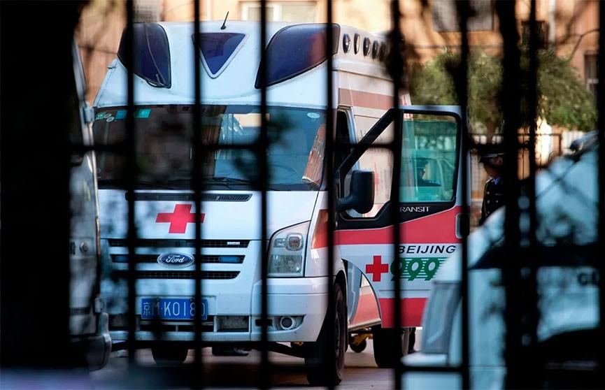 В Китае мужчина заразился бубонной чумой