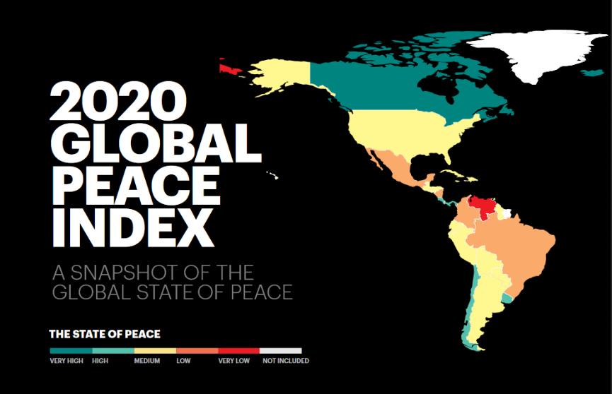 Беларусь улучшила позиции в глобальном рейтинге миролюбия