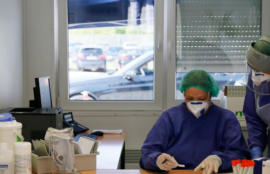 Экспериментальная вакцина защитила макак от коронавирусной пневмонии