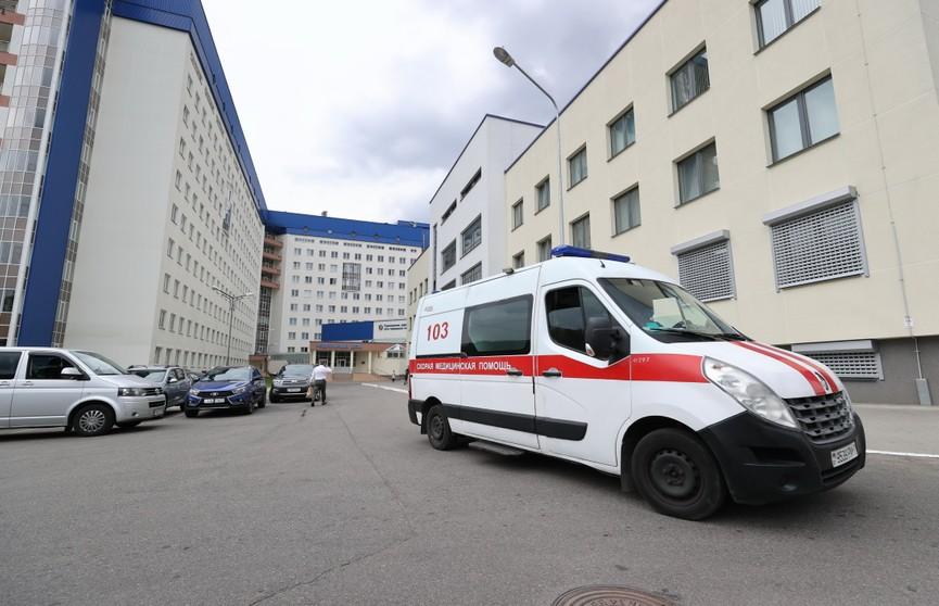 В 5-й минской клинике идет модернизация. Рассказываем, что появится в обновленной больнице