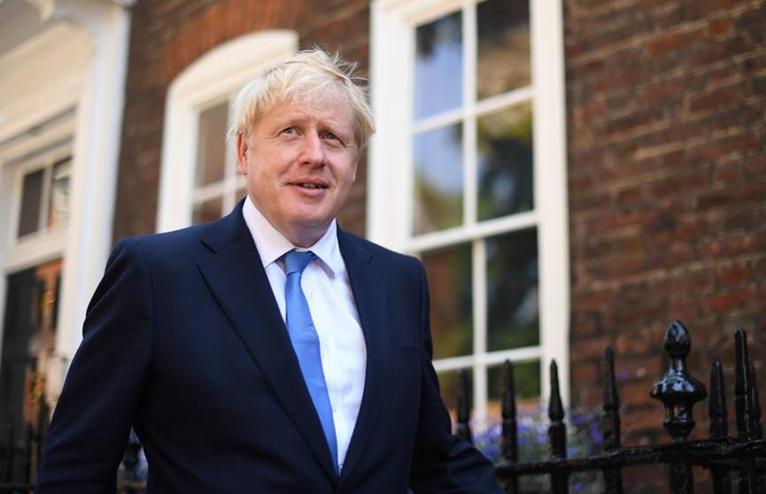 Консервативная партия одержала победу на парламентских выборах в Великобритании
