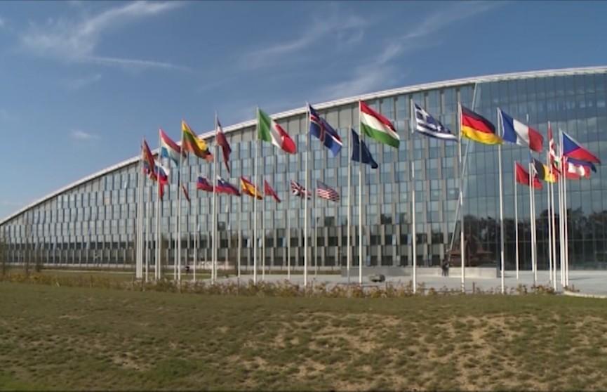В Брюсселе проходит саммит НАТО с участием Байдена