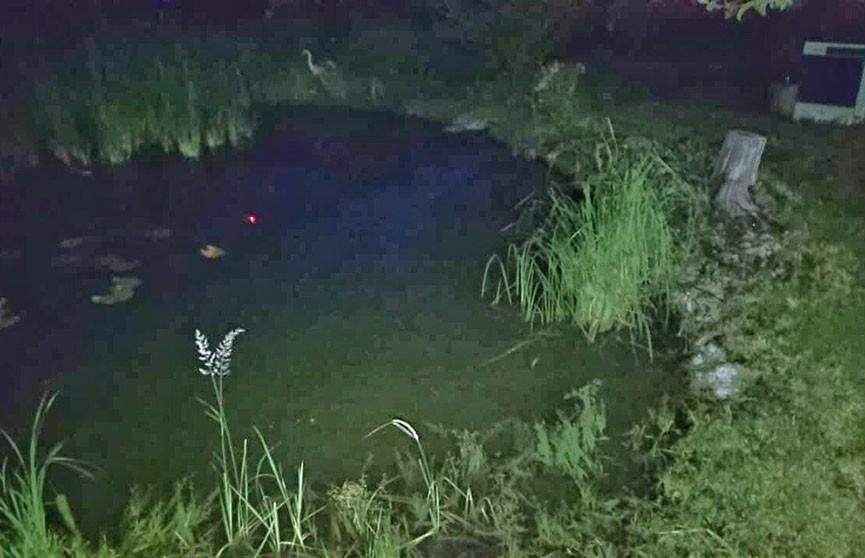 4-летний мальчик утонул в Речице